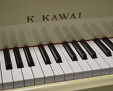 Kawai 9 foot concert grand in IVORY